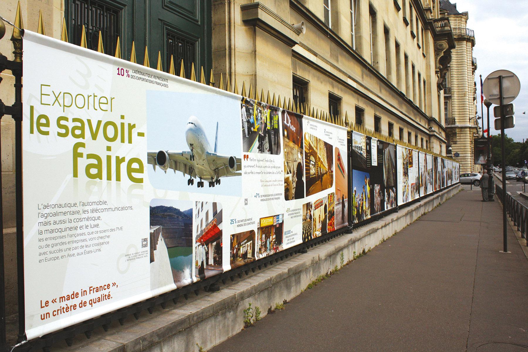 Exposition grand public