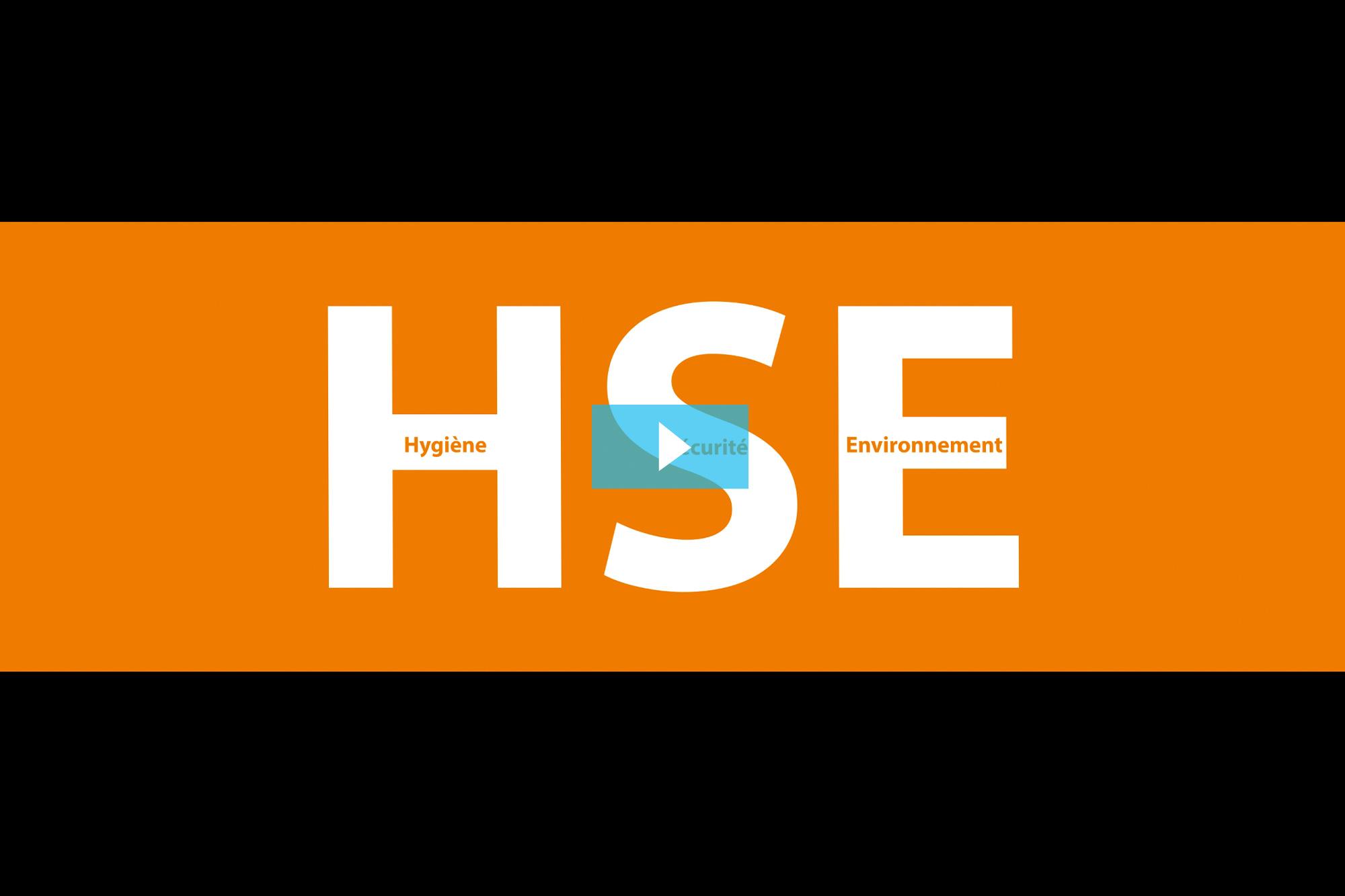 Vidéo sécurité HSE